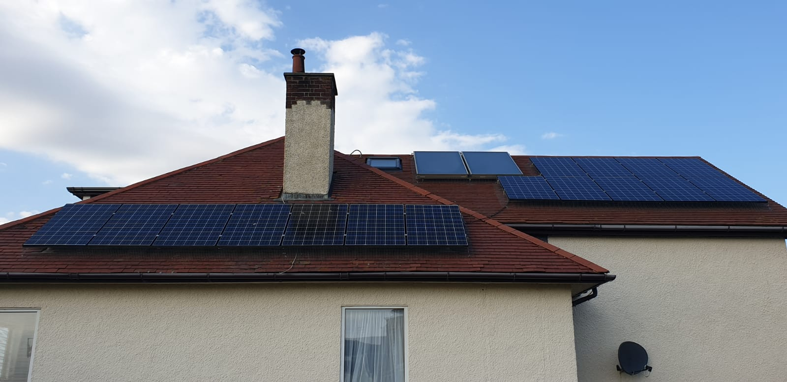 Solar panel bird proofing glasgow