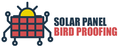 Solar Panel Bird Proofing