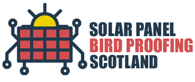 solar panel bird proofing scotland